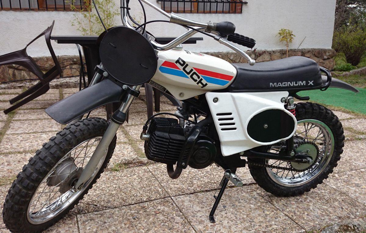 In Spain 1974 Puch Magnum X Bike Urious