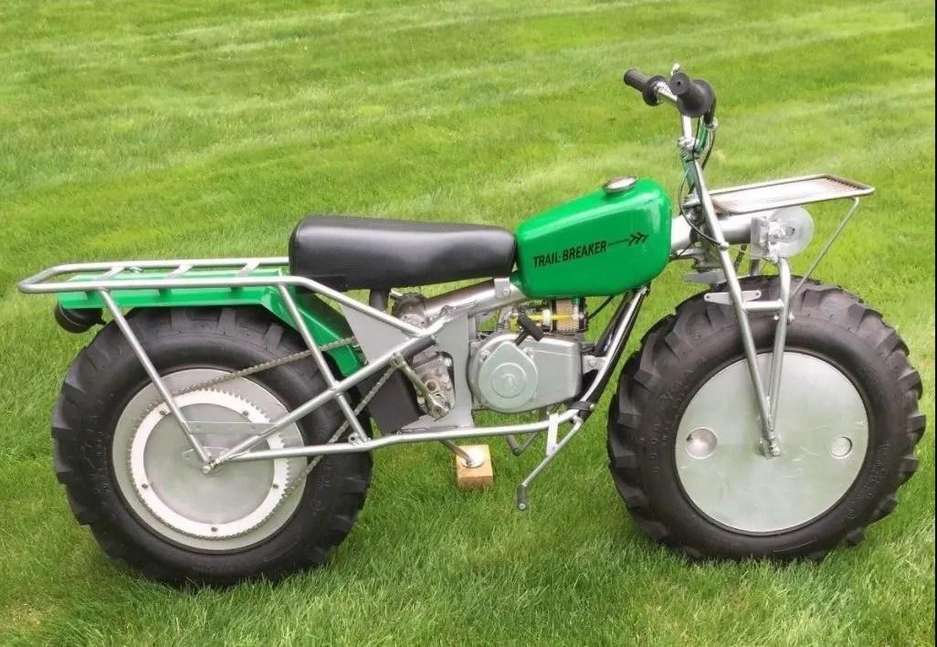Restored - 1974 Rokon Trailbreaker 2WD
