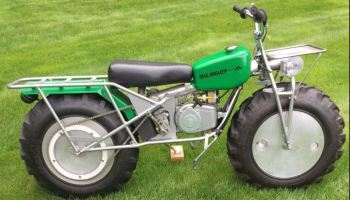 2WD – 1969 Rokon Trailbreaker – Bike-urious