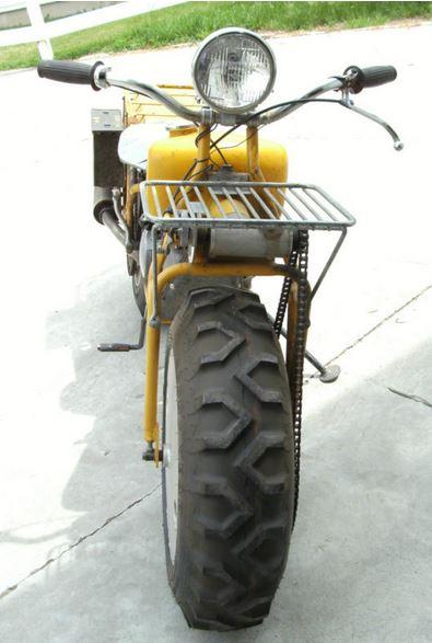 Rokon Trailbreaker - Front