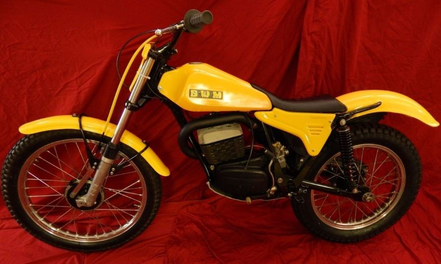 Rare Trials - 1982 SWM TL320
