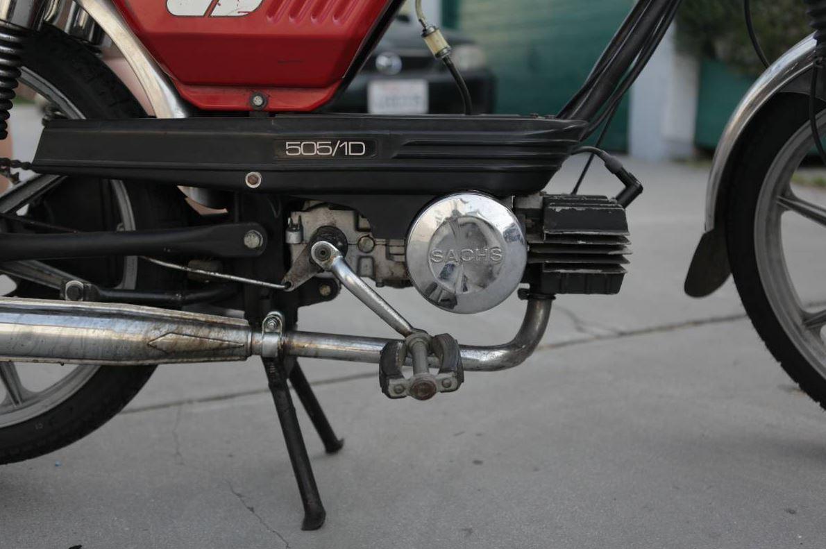 1980 Sachs G3 505/1D – Bike-urious