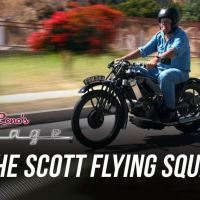 Video Intermission - Jay Leno's Garage - Scott Flying Squirrel