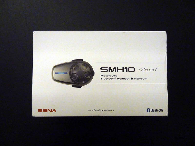 Sena SMH-10 Headset Review – Box – Bike-urious