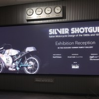 Picture Intermission - Silver Shotgun at the Petersen Museum