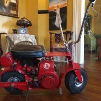 1965 Skat Kitty Minibike