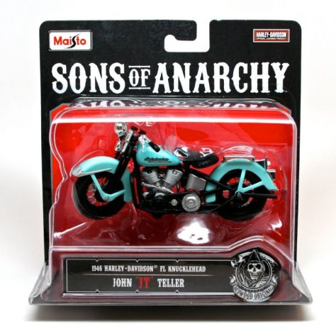 Sons of Anarchy - Harley Knucklehead - Toy