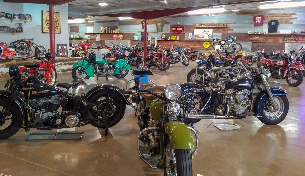 Guest Picture Intermission - St. Francis Motorcycle Museum