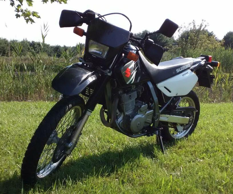 2007 Suzuki DR650SE – Bike-urious