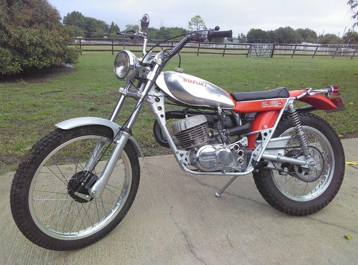 Ending Soon - 1974 Suzuki Exacta