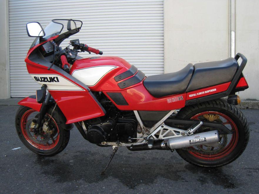 Suzuki GS1150ES - Left Side