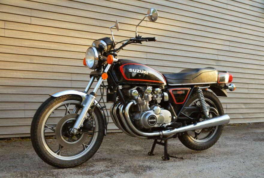 Suzuki Gs E Front Left on 1980 Suzuki Gs550e
