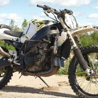 "162 Horsepower ""Dirt"" Bike - Suzuki GSX-R 1000 Custom"