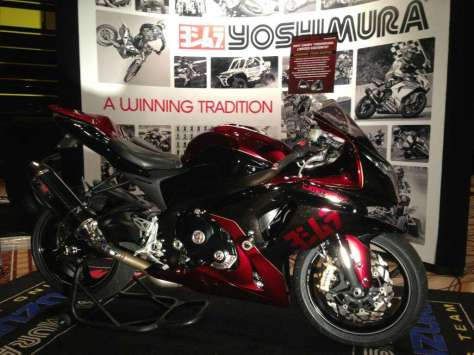 Suzuki GSX-R 1000 Yoshimura Limited Edition - Right Side