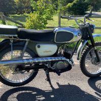 200 Mile Minor Project - 1966 Suzuki K15 Hillbilly