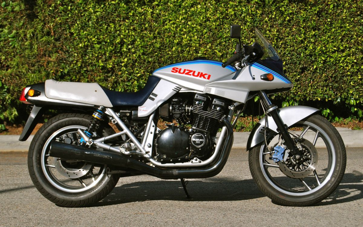 1983 Suzuki Katana Gsx1100 Bike Urious