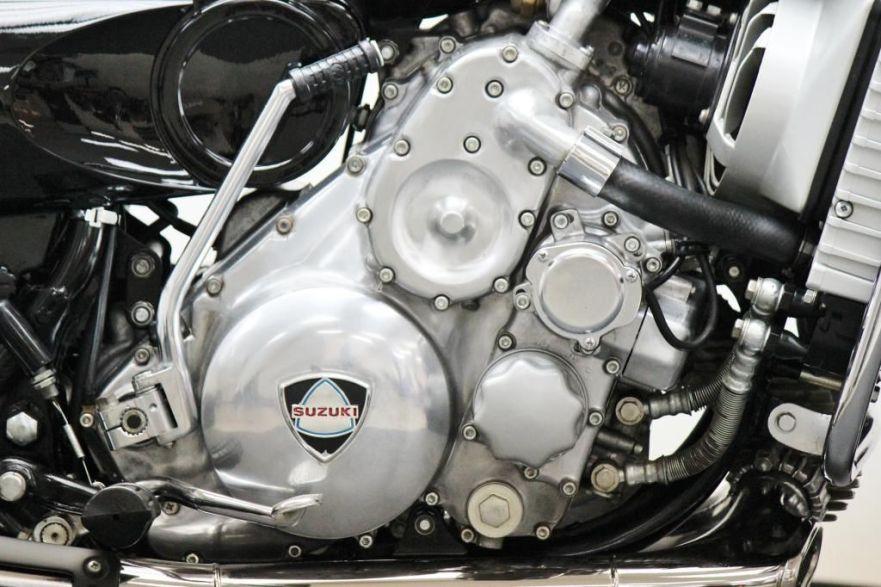 Suzuki RE5 - Engine