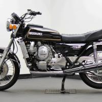Brand New Wankel - 1976 Suzuki RE5