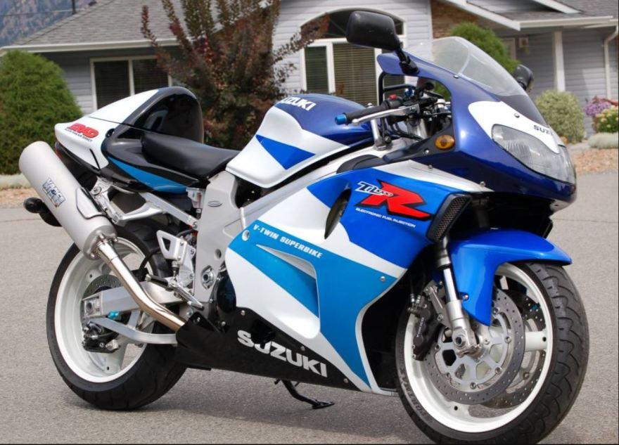 1998 Suzuki Tl1000r Bike Urious