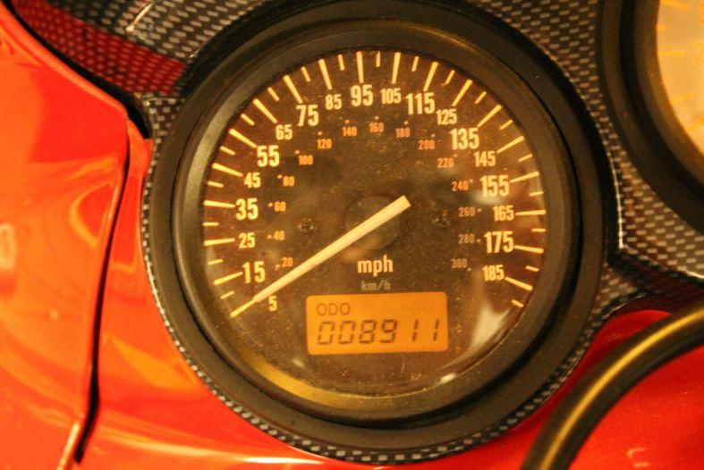 Suzuki TL1000S - Gauges