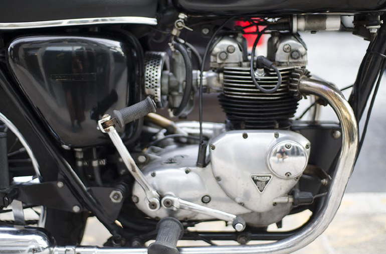 Triumph Tiger Daytona - 4