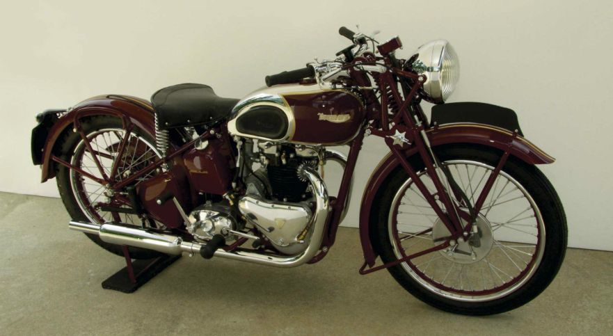 Triumph Speed Twin - Right Side