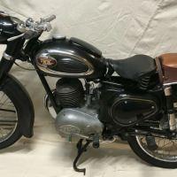 Rare Project - 1957 Triumph TWN Cornet