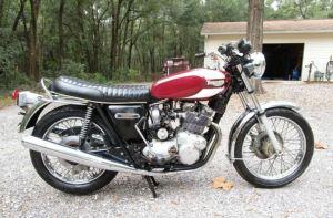 No Reserve – 1975 Triumph Trident T160 Project