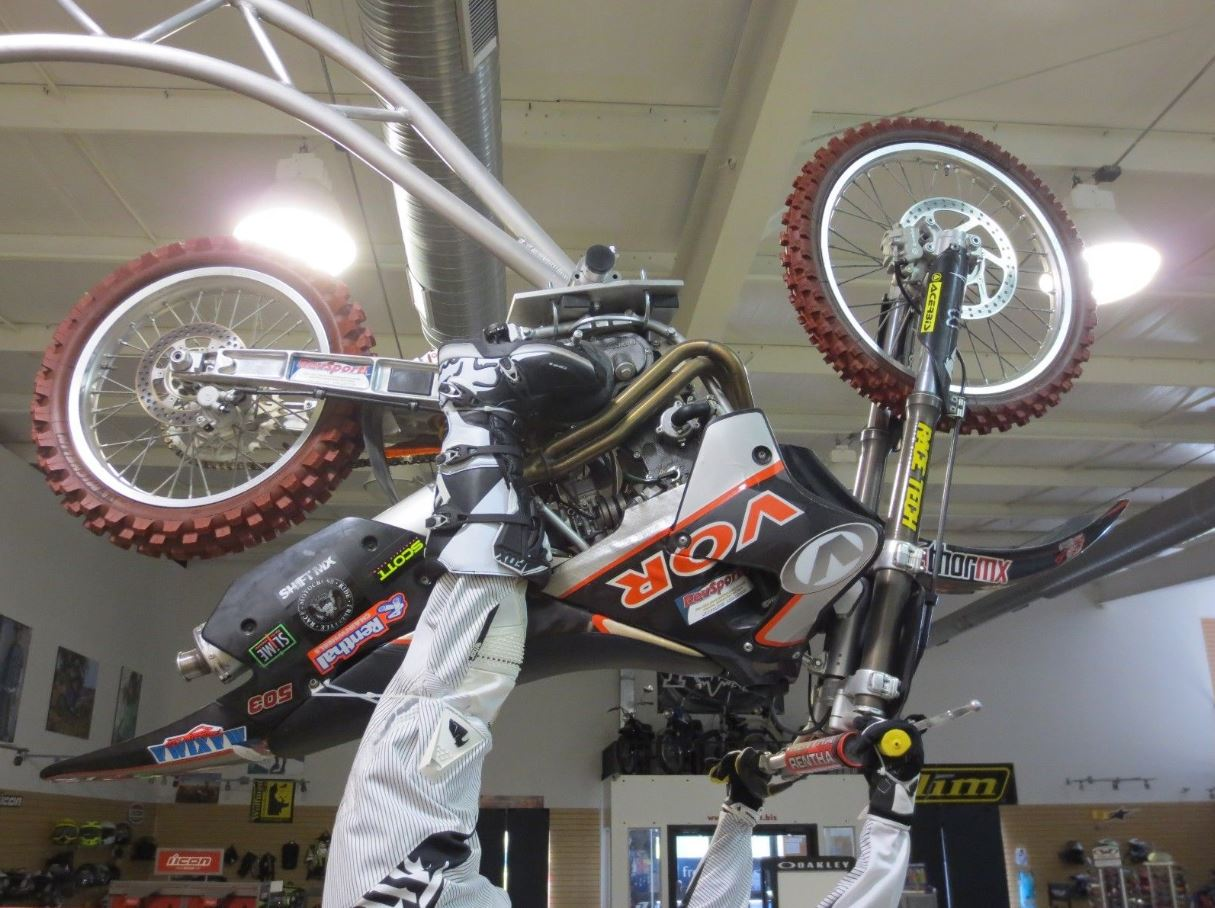 Recently sold bikes on ebay backflip display model 2001 vor mx 503 sold for 4050 after 17 bids on ebay in bloomington indiana gumiabroncs Image collections