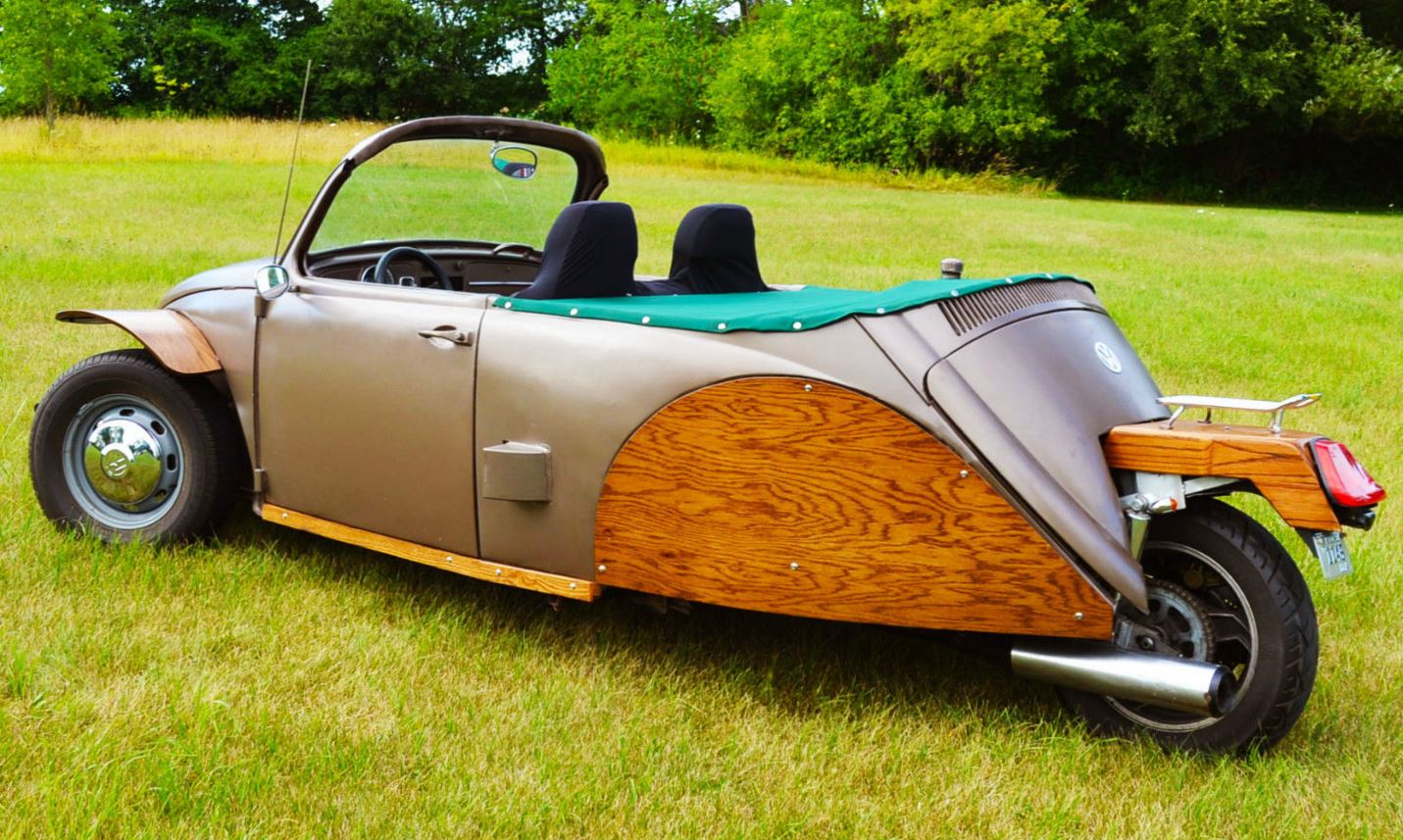 Build Your Own Vw Trike