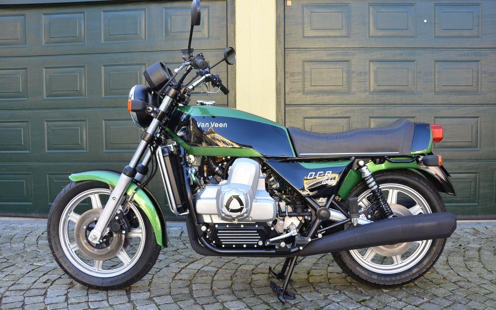 In Germany - 2010 Van Veen OCR 1000   Bike-urious