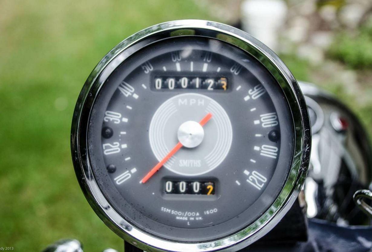 Craigslist Bangor Maine >> 12.3 Miles – 1970 Velocette Thruxton | Bike-urious