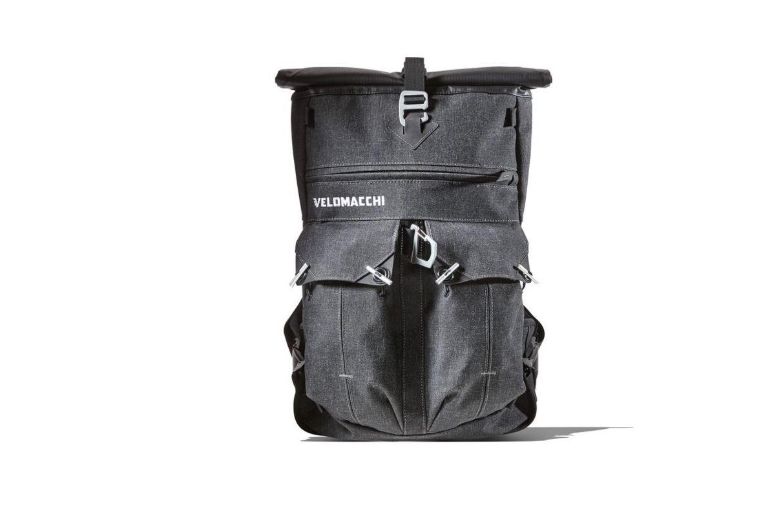 sc 1 st  Bike-urious & First Look u2013 Velomacchi Speedway Roll-Top Backpack | Bike-urious