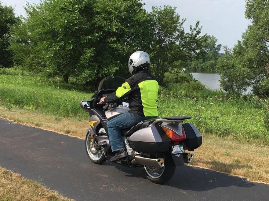 Viking Cycle Warlock - Left Rear on Bike