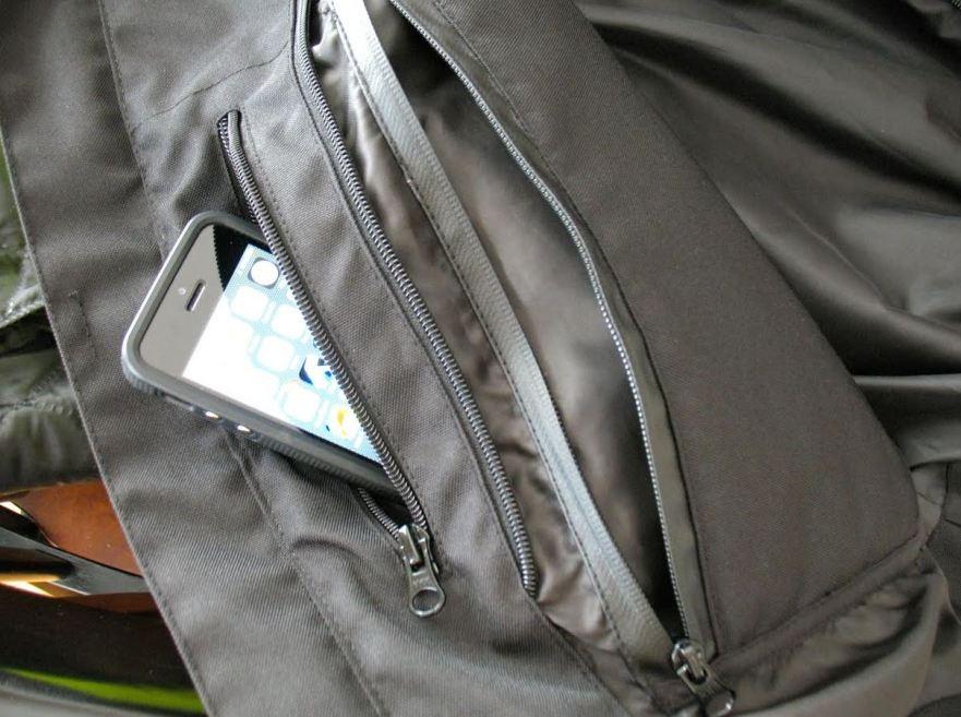 Viking Warlock Mesh Jacket - Pockets
