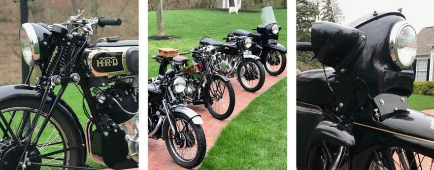 Now On Ebay Vincent Grigg Rare Bike Collection Auction Bike Urious