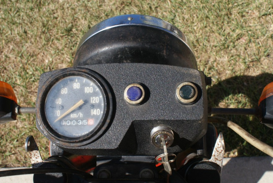 Voskhod 3M-01 - Gauges