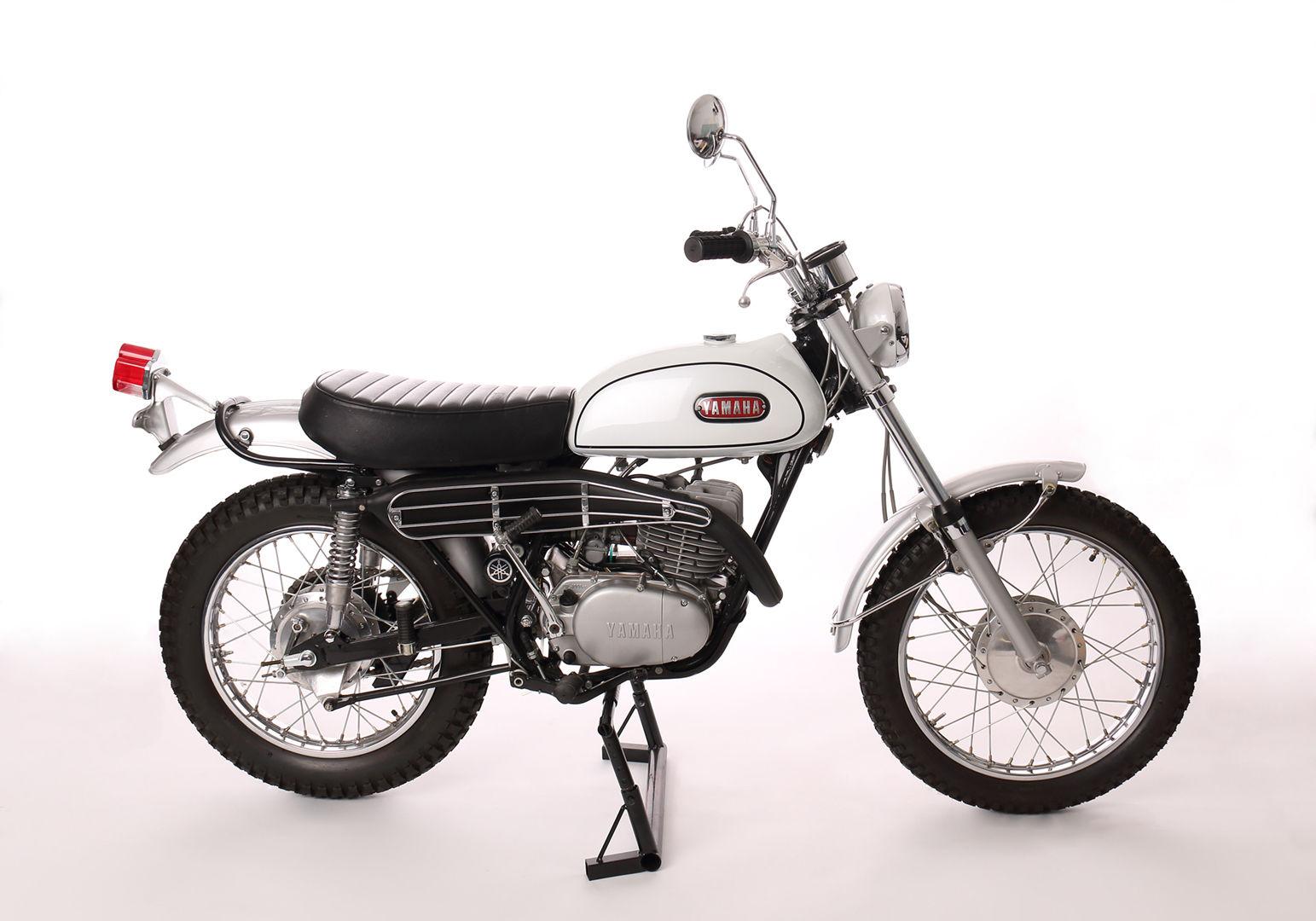 Yamaha Enduro Motorcycles Ebay