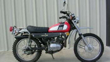 1974 Yamaha TA125 Road Racer – Bike-urious