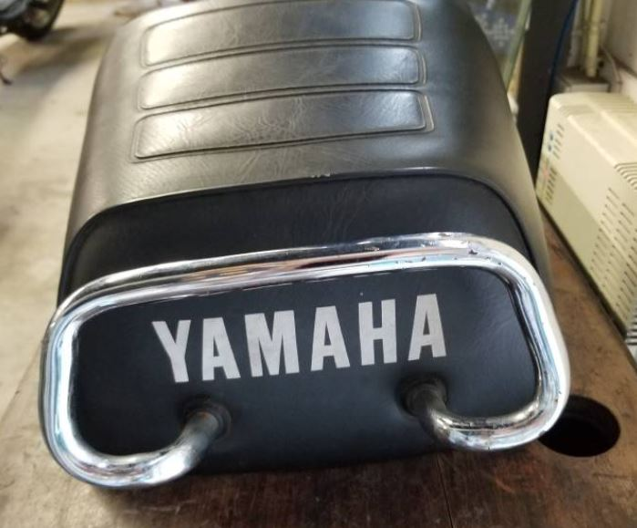 T is for Trunk – 1980 Yamaha Exciter 250T – Bike-urious