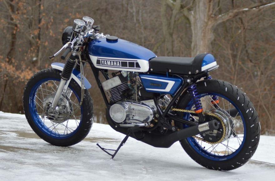 Yamaha R5 Custom – Articleblog info