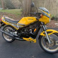 1984 Yamaha RZ350 Kenny Roberts