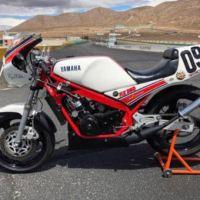 Track Ready - 1984 Yamaha RZ350 Kenny Roberts