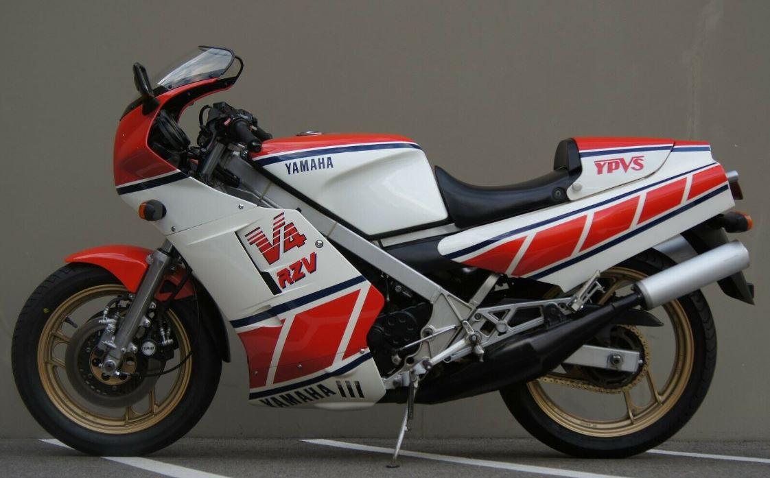 JDM Import – 1987 Yamaha RZV500