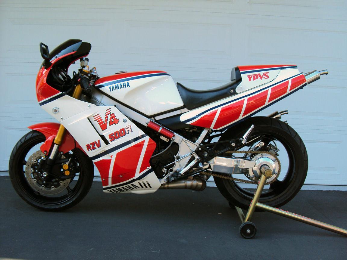 1985 Yamaha RZV500R for sale #MotoGP | thecherrycreeknews com