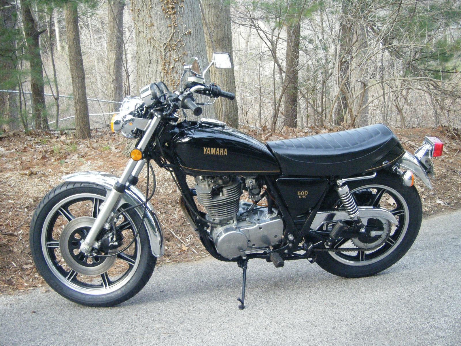 1978 yamaha sr500 bike urious. Black Bedroom Furniture Sets. Home Design Ideas
