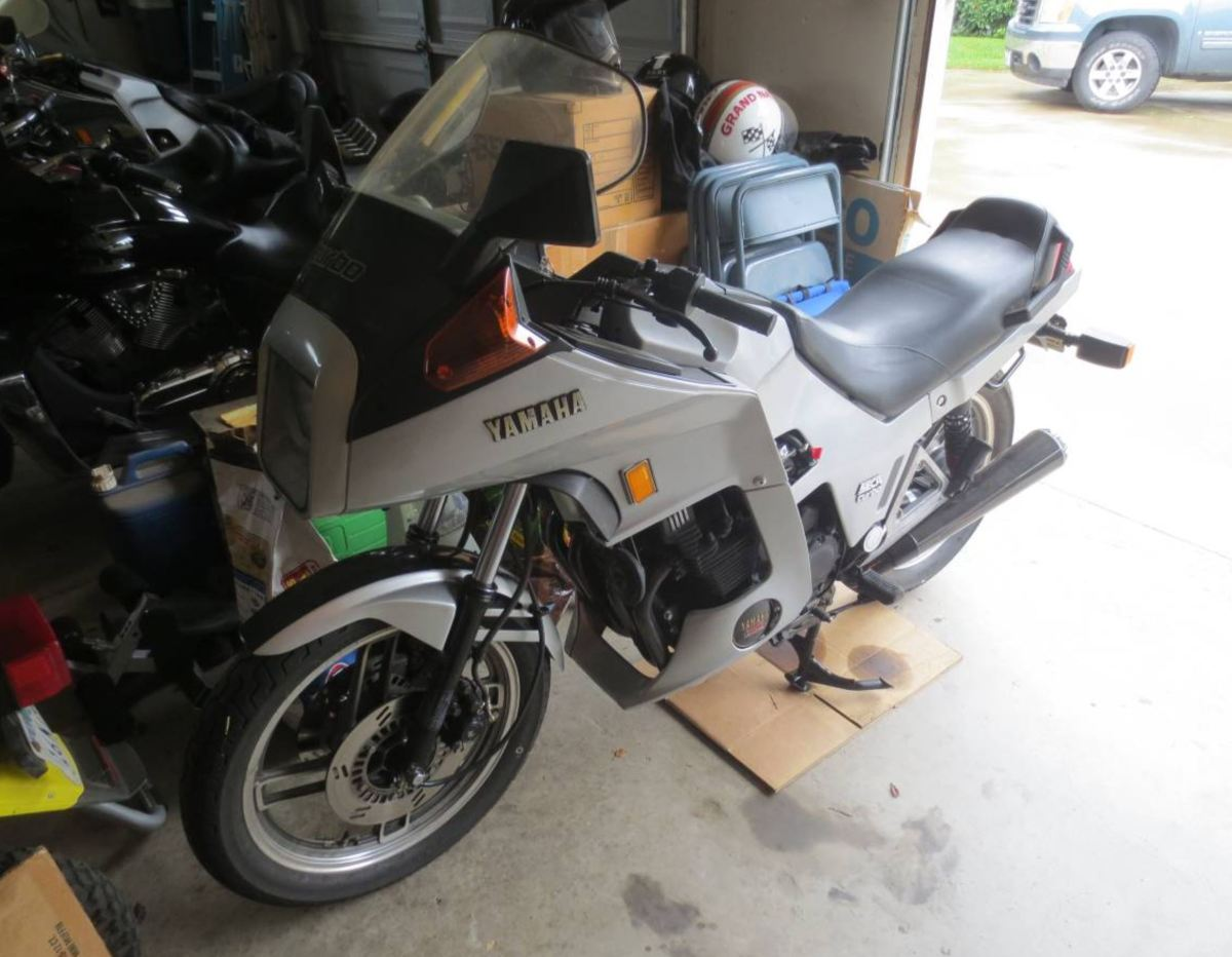 Cheapest I've Seen - 1982 Yamaha Seca Turbo