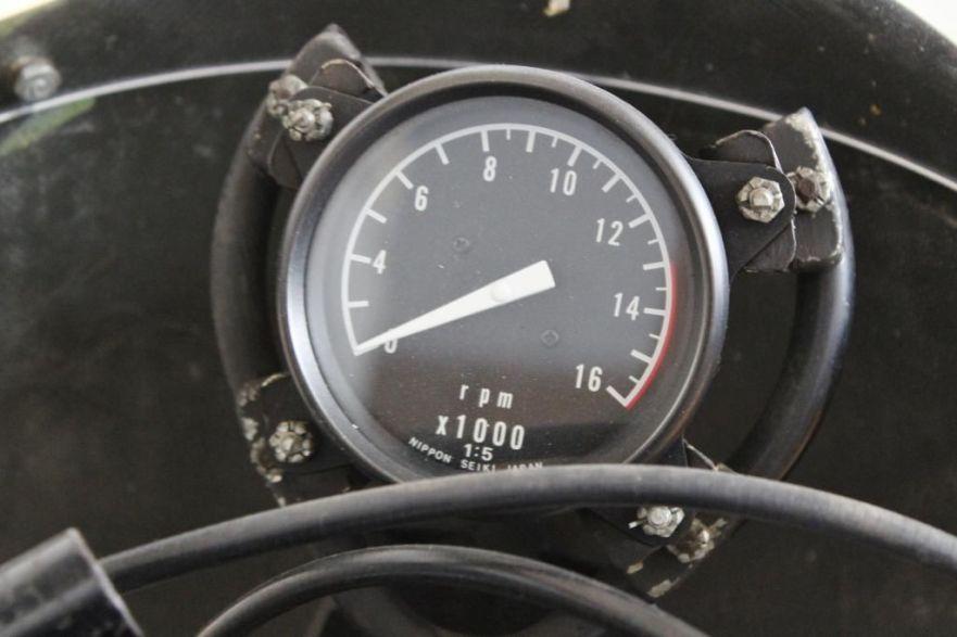 Yamaha TA125 - Gauges