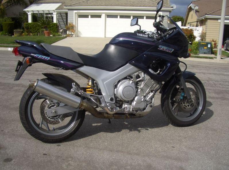 Yamaha TDM 850 - 4