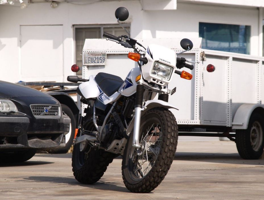 78 Miles - 2013 Yamaha TW200